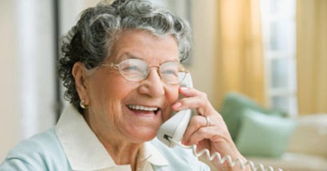 Telephone Befriending Scheme | Hastings Voluntary Action